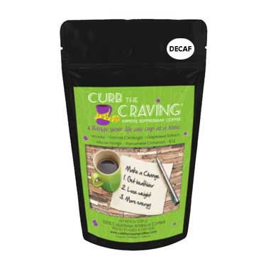 Curb The Craving Decaf